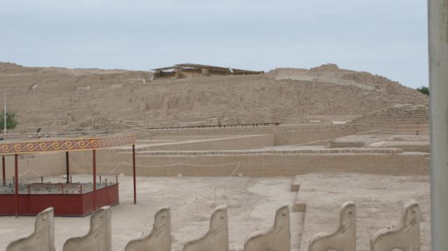 Peru ruin