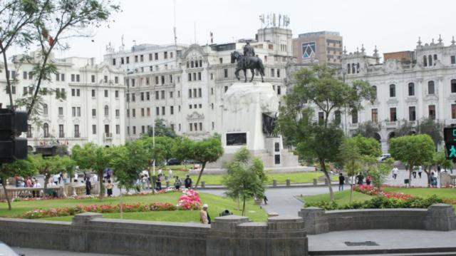 Peru Downtown